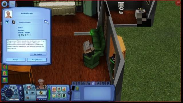 Sims 3supernatural Stalking my Neighbor for his plasma