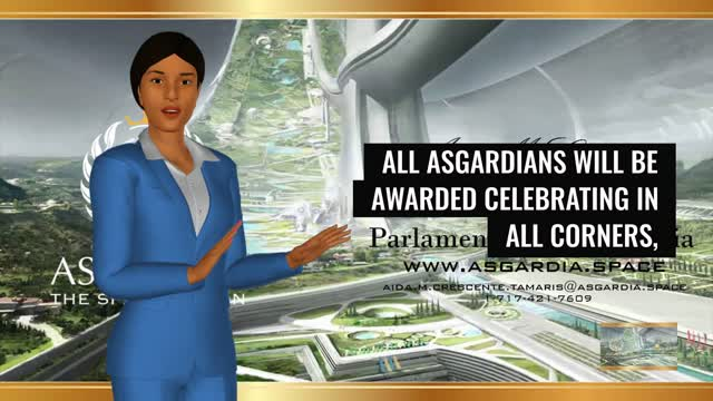 Unity Day 2021 Greeting Aida Crescente