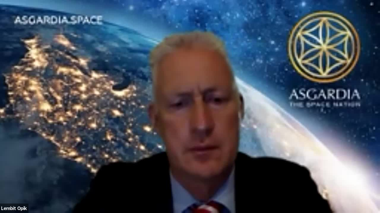 XIII Sitting of Parliament of Asgardia Day 2 part 3 of 9